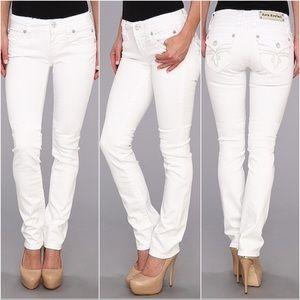 Rock Revival Noelle Straight Jeans Size 25